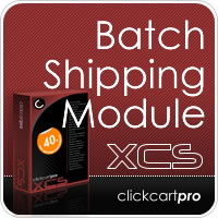 Batch Shipping Module